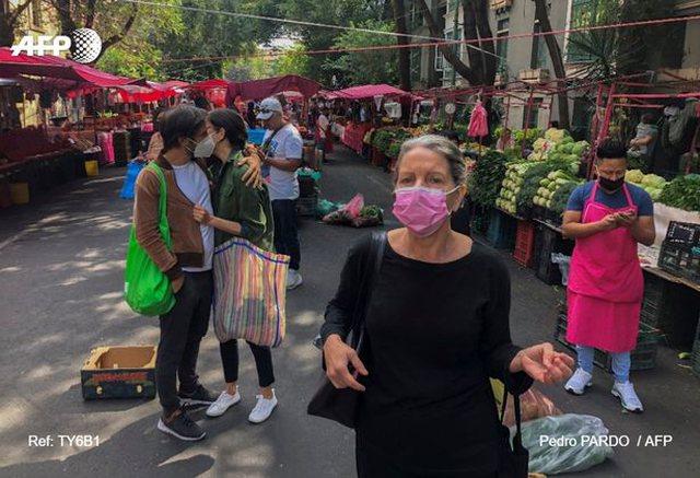 Video/ Tërmeti i fuqishëm 7.7 ballë në Meksikë, jepet