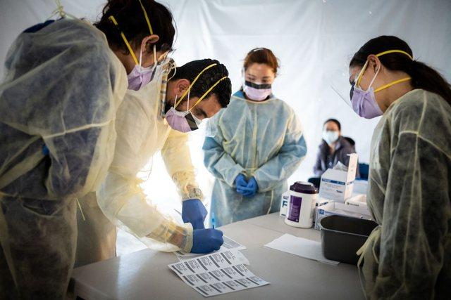 OBSH: Nuk ka lidhje shtimi i të infektuarve me rritjen e testimeve