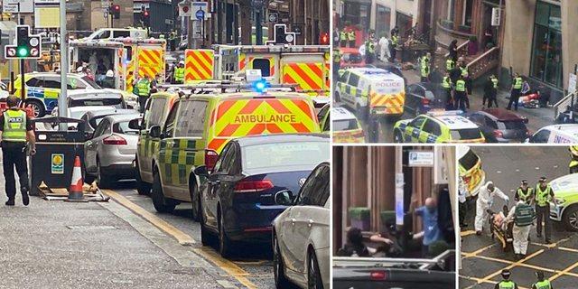 Sulm me thikë në një hotel në Britani: Dy viktima dhe