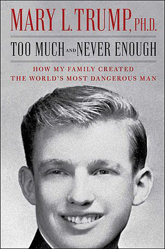Libri që mund të shokojë botën nga mbesa psikologe e Trump: