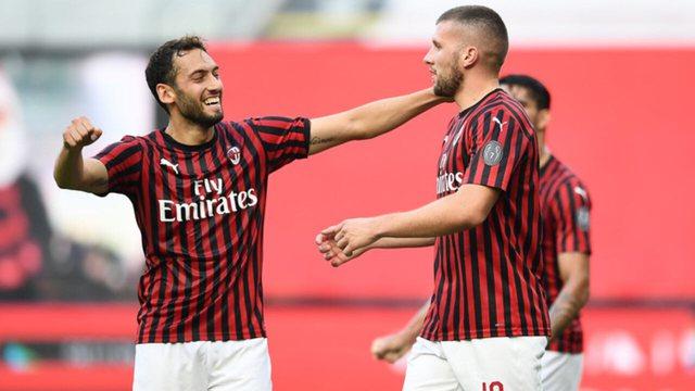 """Milani në """"kërkim"""" të zonës europiane, fiton ndaj"""