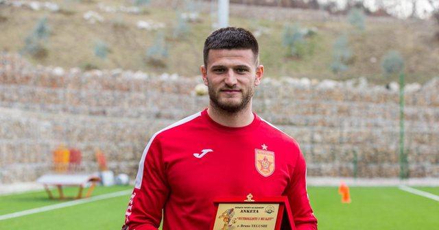Bruno Telushi drejt transferimit te klubi i madh qipriot