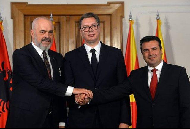 A i kërkuat Avdullah Hotit të pranojë Shengenin Ballkanik?
