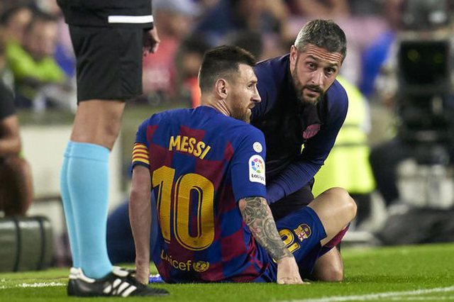 """Cadena Ser lëshon """"bombën"""", Messi refuzon rinovimin, do"""
