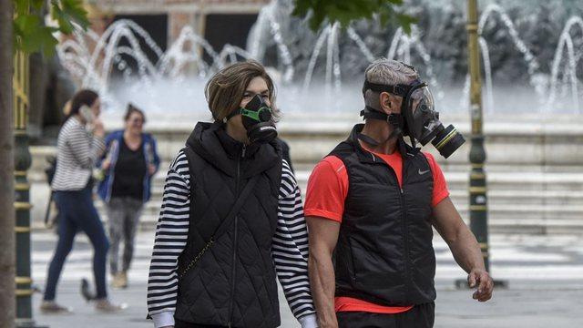 Numër i lartë i të infektuarve edhe sot në Maqedoninë e