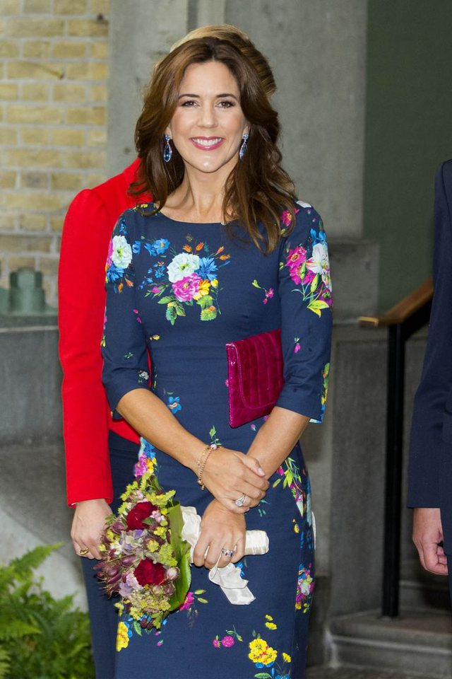 Vishu si princesha Mary e Danimarkës