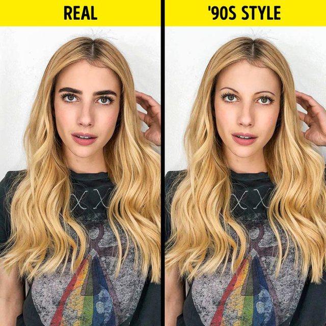 Gjysma e bukurisë nuk qenkan flokët, por vetullat