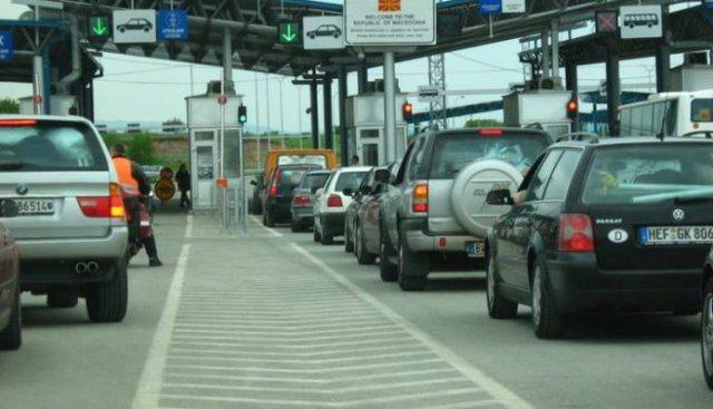 Propozimi: Trego testin negativ që të hysh në kufirin maqedonas,
