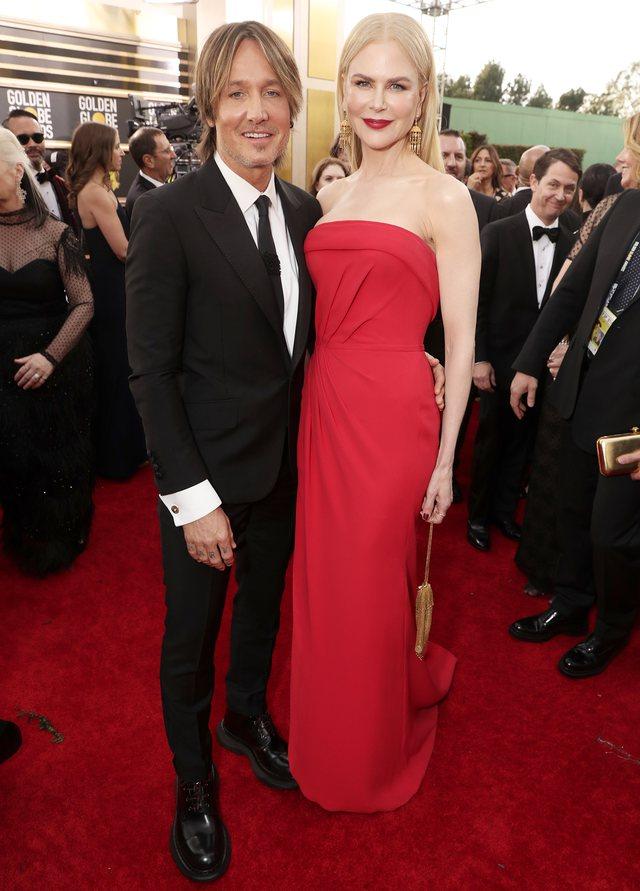 Nicole Kidman, që nuk i nxjerr vajzat në rrjetet sociale, bëri
