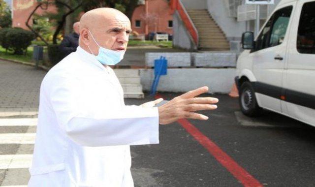 Mjeku Pipero kërkon që maska të bëhet me detyrim edhe