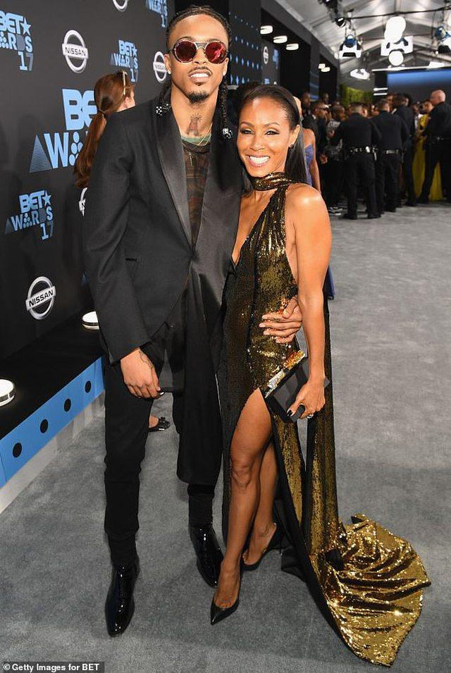 Gruaja e Will Smith pranon që fjeti me dikë tjetër