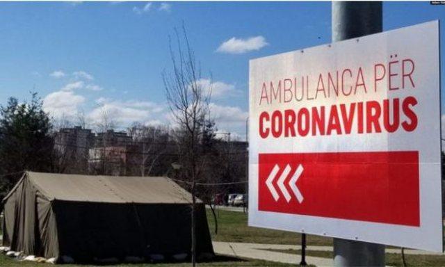 301 pacientë të shtruar me Covid në Kosovë