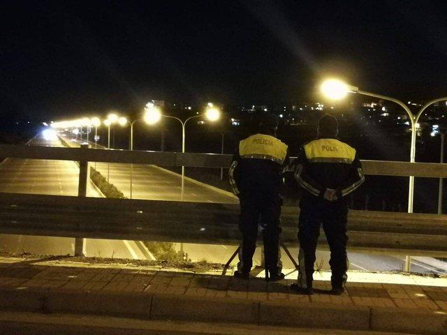 Policia e quan 'mrekulli' atë që pa për tre orë