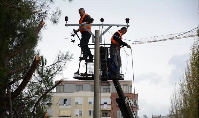 Nesër dhe pasnesër Tirana pa drita, ja zonat dhe oraret