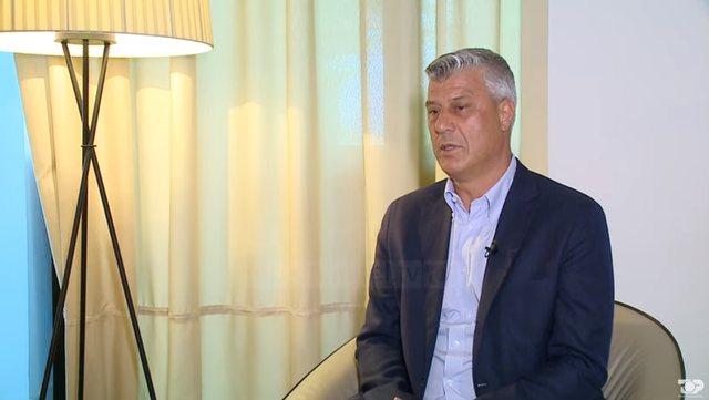 Nesër Presidenti i Kosovës pyetet në Hagë, Thaci: Po shkoj