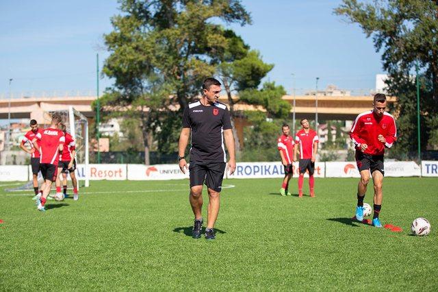 Shqipëria U-19 nis grumbullimin, ja futbollistët që ka thirrur