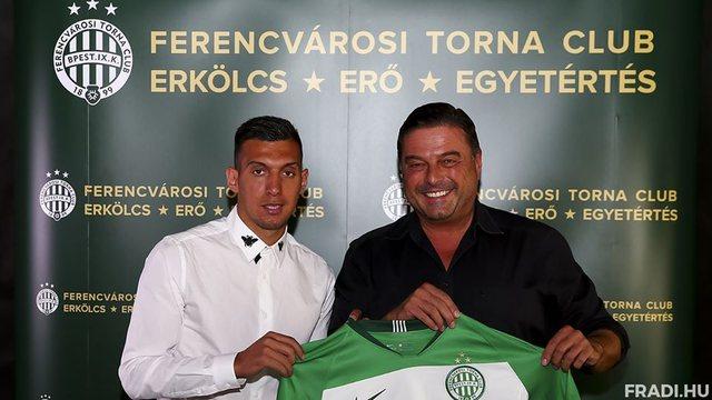 Zyrtare, Uzuni transferohet te kampionët e Hungarisë