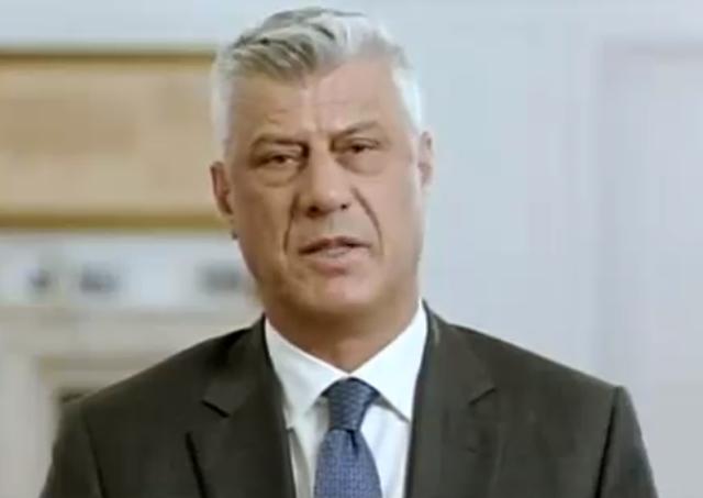 Hashim Thaçi pas Hagës: Dua t`ju siguroj se do dal i pastër me
