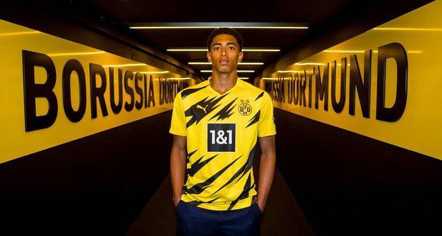 Zyrtare, Dortmundi blen talentin anglez për shifrën rekord