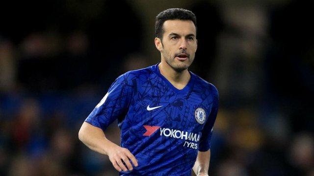 Pedro i jep lamtumirën Chelsea-t para finales së FA Cup