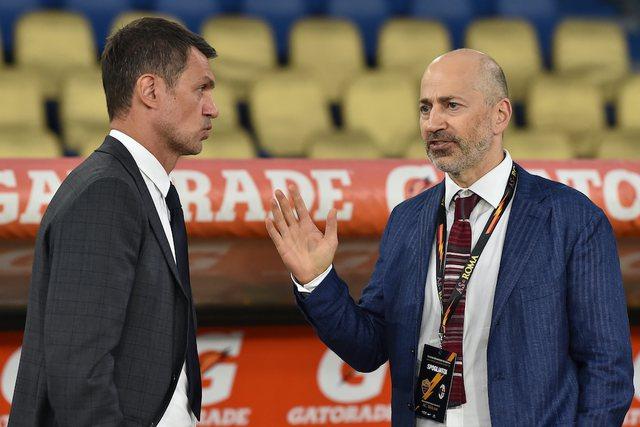 Maldini qëndron te Milani, takim me Gazidis për programimin e sezonit