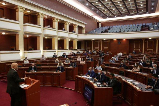 Parlamenti voton sot ndryshimet kushtetuese
