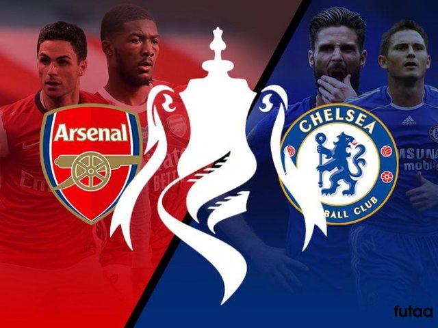 Futbolli anglez mbyllet me finalen e FA Cup, Arsenal-Chelsea në Wembley!