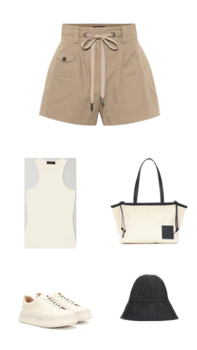 Pantallonat e shkurtra-veshja e verës 2020