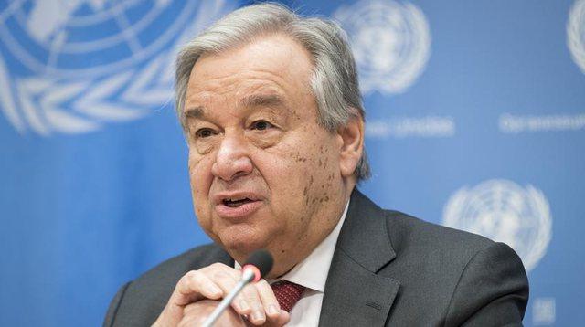 Shefi i Kombeve të Bashkuara: Pandemia po na rrezikon një