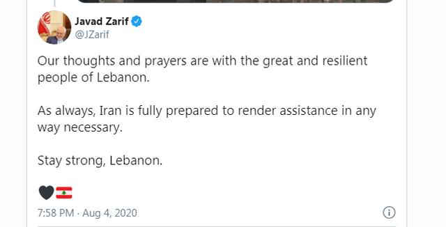 Si reagoi Shqipëria dhe bota për ngjarjen e tmerrshme në Bejrut