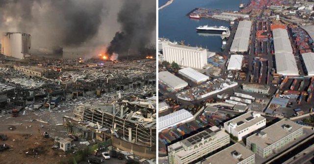 Video/ 300 mijë njerëz pa shtëpi pas shpërthimit fatal
