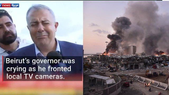 Video/ Kjo është katastrofë kombëtare: Momenti kur