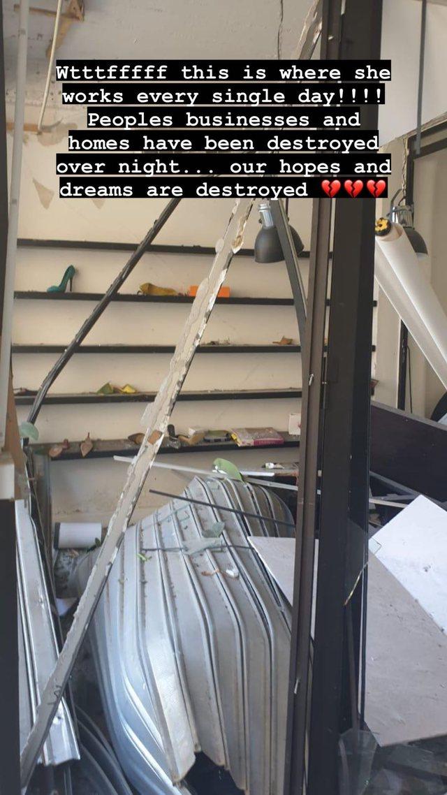 Video/ Blorgerja e famshme tregon si u shkatërruan bizneset e familjes