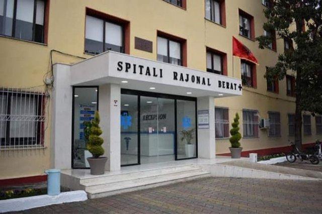 Spitali i Beratit kthehet në vatër infeksioni, 8 infermierë dhe