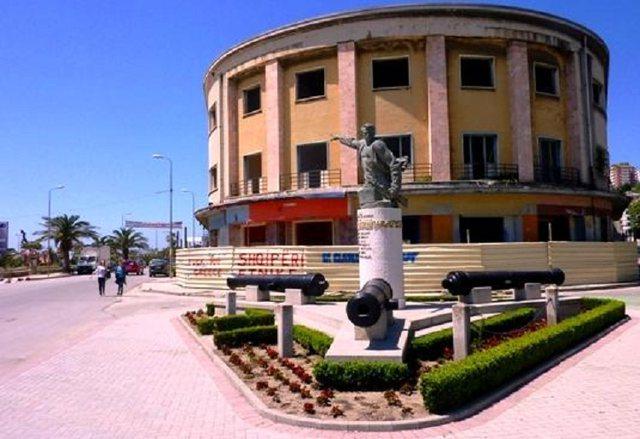 """Sekuestrohet hotel """"Vollga"""" në Durrës"""