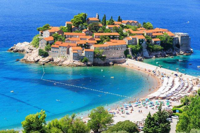 Mali i Zi fut Shqipërinë në listën e