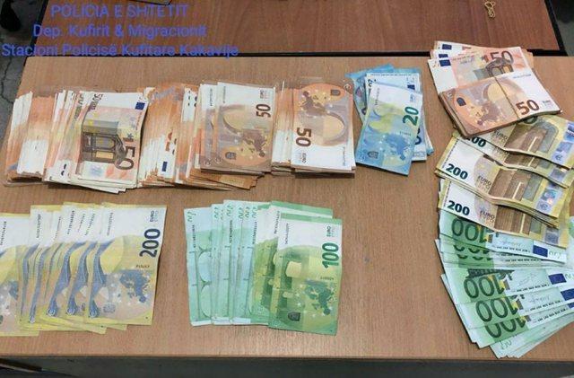 Po dilnin nga Shqipëria, dy grekëve u sekuestrohen 30 mijë euro