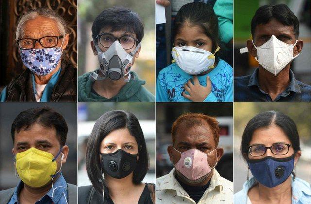 Tre kategoritë e personave që nuk mund të mbajnë maskë
