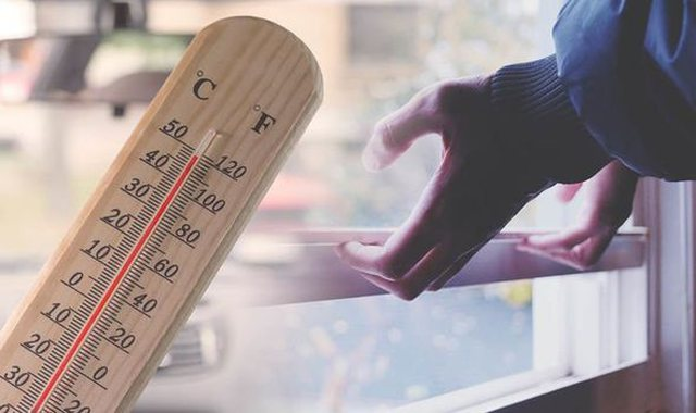 Në ditët e nxehta duhen mbajtur të mbyllura apo të hapura