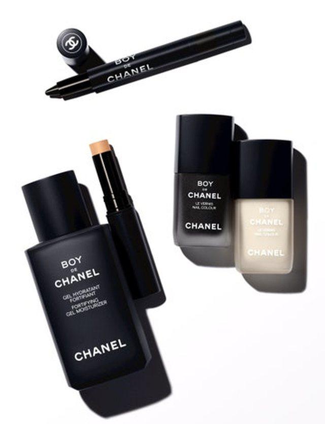 Chanel prodhon make-up për burrat