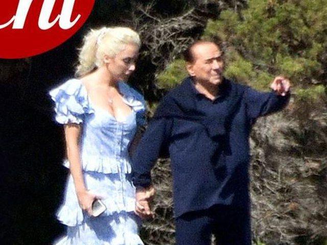 Njihuni me të dashurën e Silvio Berlusconit, 53 vite më e re