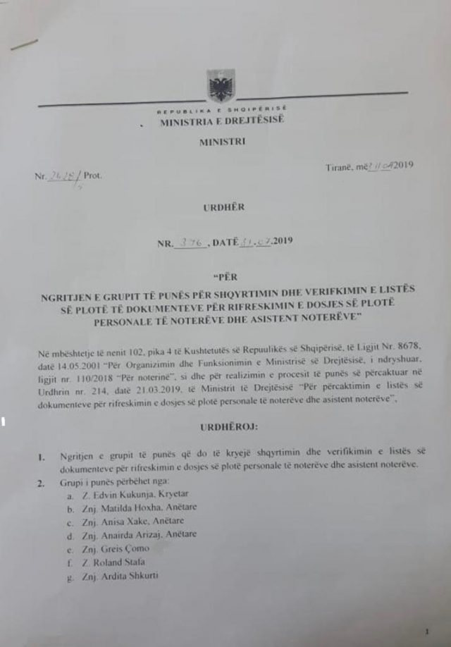 Gjykata e Apelit hedh poshtë padinë e përmbaruesve ndaj