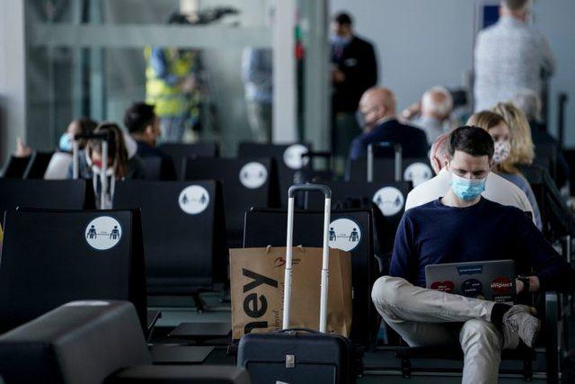 Aeroporti i Brukselit ofron testin e virusit për qytetarët e zonave