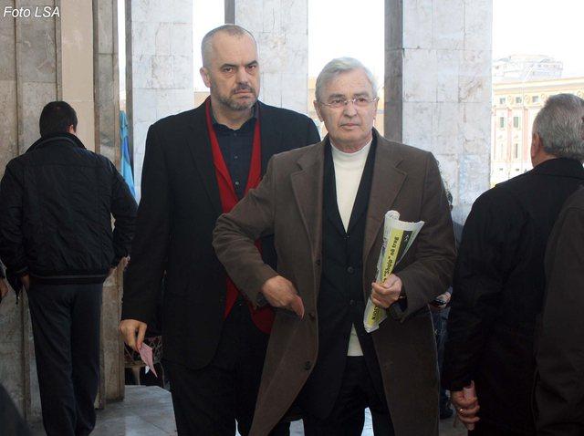 Rexhep Meidani; Presidenti normal në kohën anormale