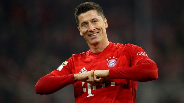 Nuk mund të ndodhte ndryshe, Lewandowski më i miri në Gjermani