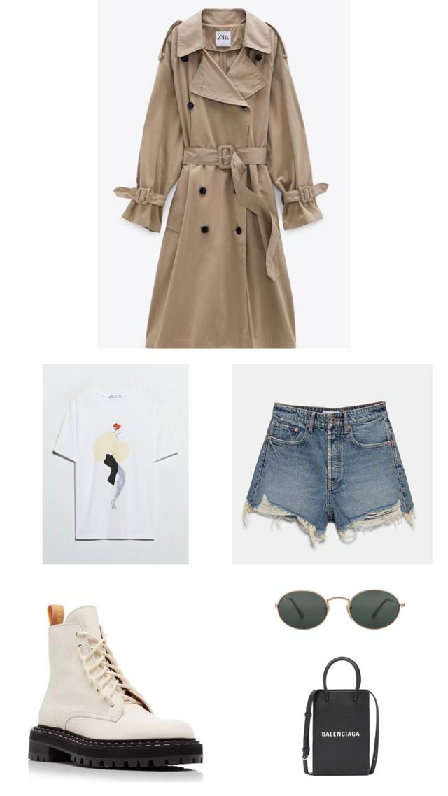 How to dress in Autumn! Three combinations that are always Ok