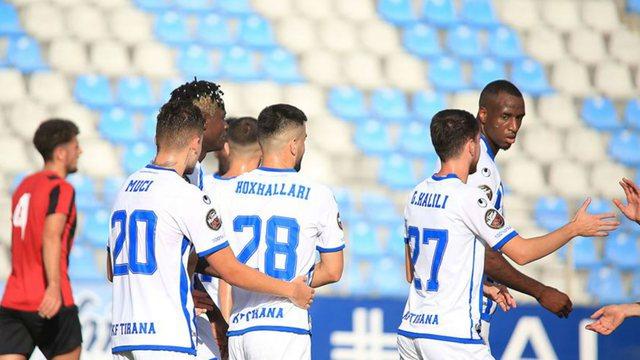 """Tirana me fat, kalon automatikisht në """"playoff""""-in e Europa"""