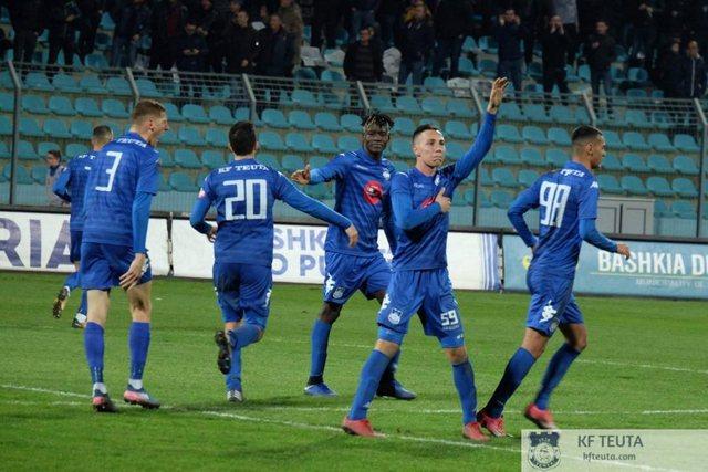 Teuta fiton edhe Superkupën e Shqipërisë