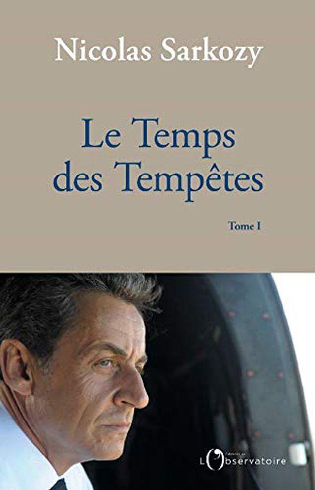 Libri i kujtimeve të Nicolas Sarkozy, më i lexuari i kësaj vere