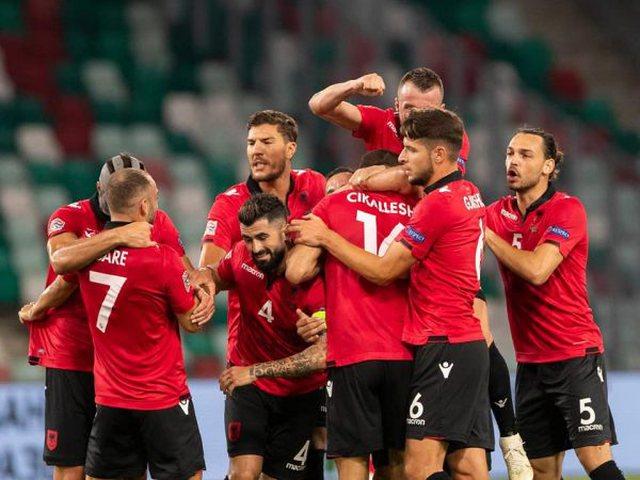 Thellohet rezultati: Shqipëria tjetër gol Bjellorusisë në